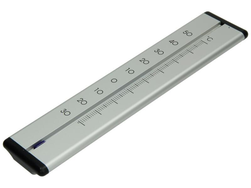 Thermometer 30cm aluminium