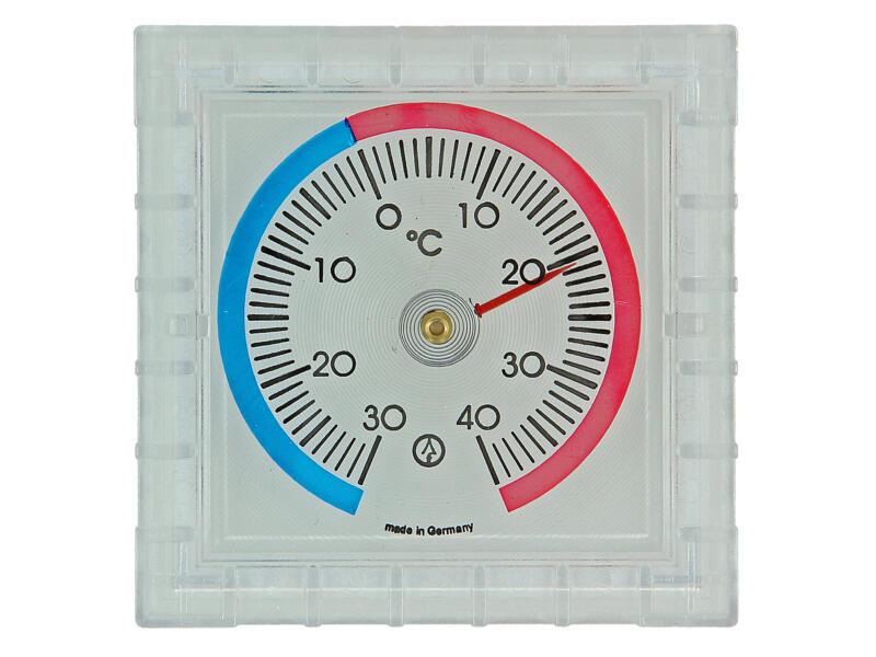Thermomètre de fenêtre 7x7 cm
