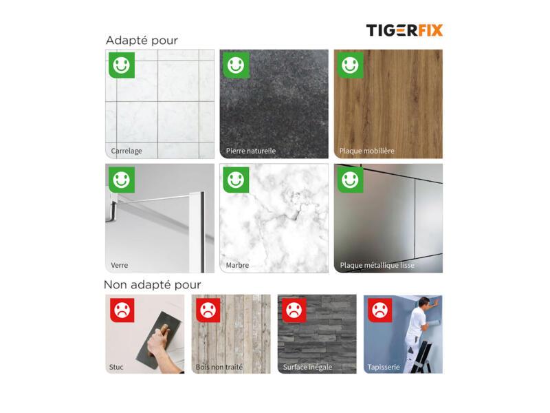 Tiger TigerFix type 1 set de montage 40x35 mm