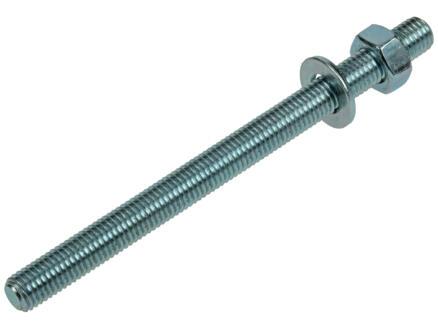 Celo Tiges filetées AST M12-160mm 4 pièces