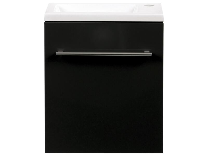 Differnz Tight meuble lave-mains 40cm noir