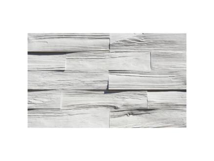 Timber brique de parement 0,43m² gris 7 pièces