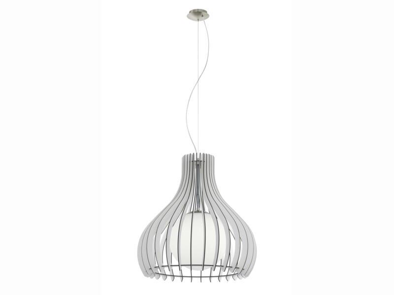 Eglo Tindori hanglamp E27 max. 60W 50cm wit