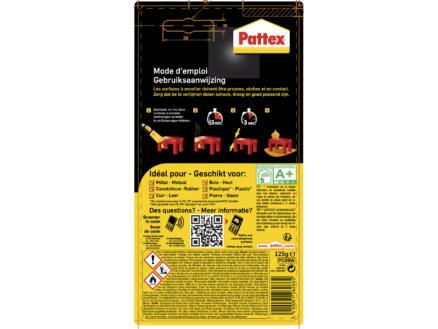 Pattex Tix-Gel colle de contact 125g