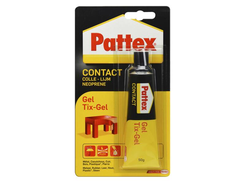 Pattex Tix-Gel colle de contact 50g