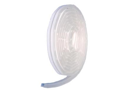 Confortex Tochtstrip 6m 0,9cm transparant