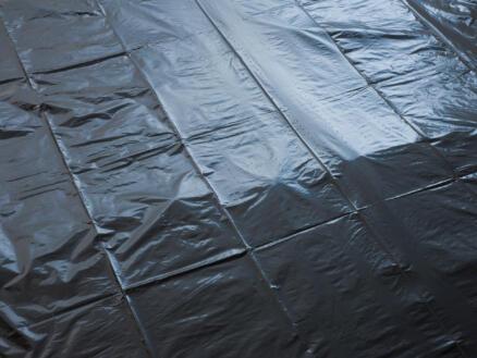 Toile de paillage 1,40x10m noir