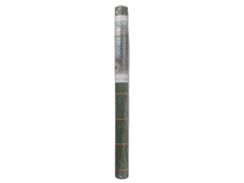 Toile de paillage 25x1 m 90g/m² vert