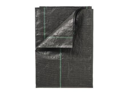 Toile de paillage 5,2x5 m noir