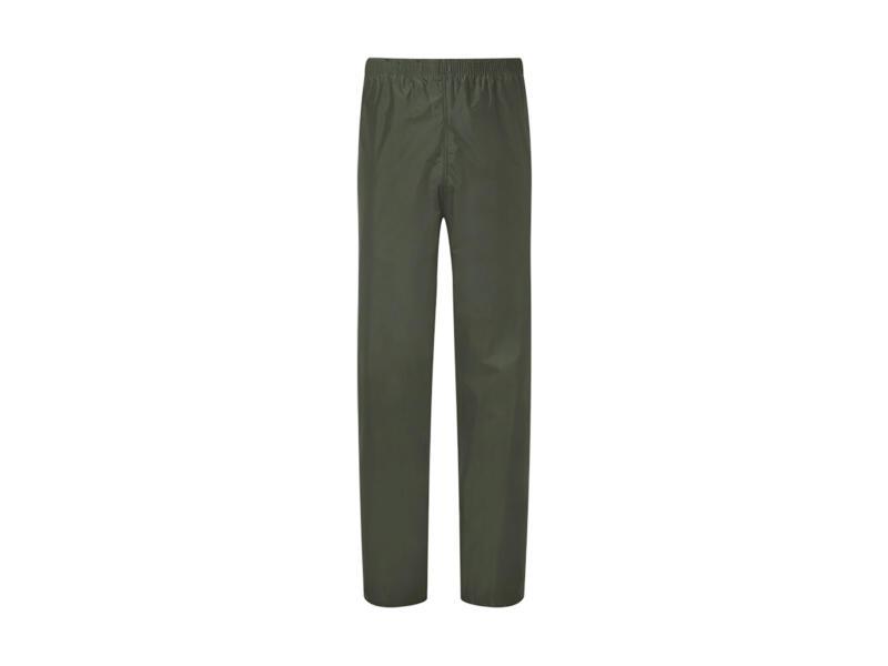 Tornado Waterproof pantalon de pluie XXL vert
