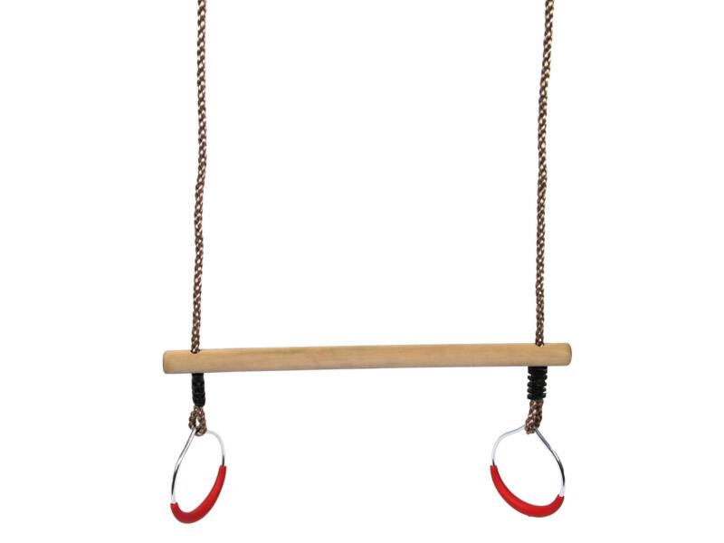 Trapeze + turnringen