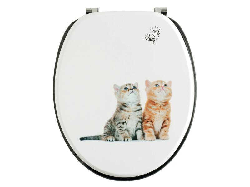 Wirquin Trendy Line Katjes WC-bril