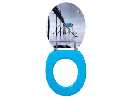 Wirquin Trendy Line Vissershut WC-bril