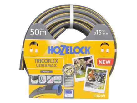 Hozelock Tricoflex Ultramax tuyau d'arrosage 15mm (5/8