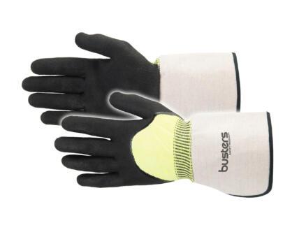 Busters Trimmer Plus Cross handschoenen nitril zwart