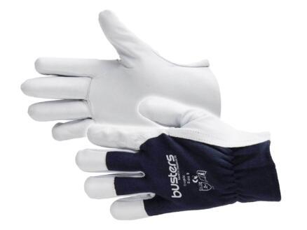 Busters Tropic gants de travail XL cuir noir