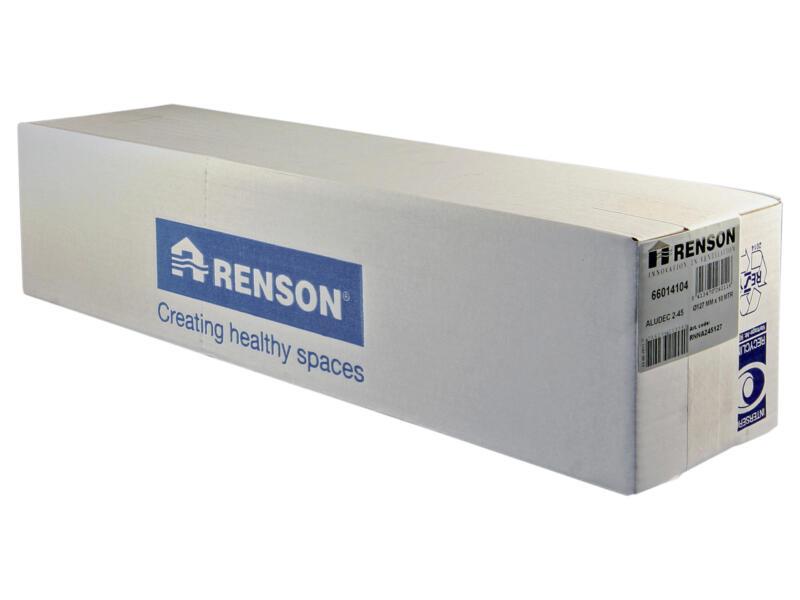 Renson Tube Aludec flexible aluminium 127mm
