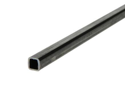 Arcansas Tube carré 2m 12x12 mm acier