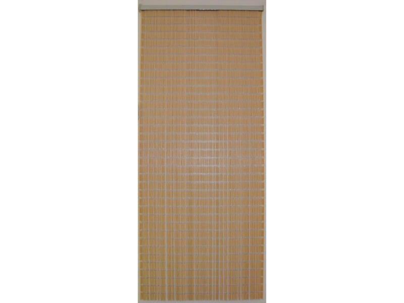 Confortex Tube deurgordijn 100x232 cm taupe