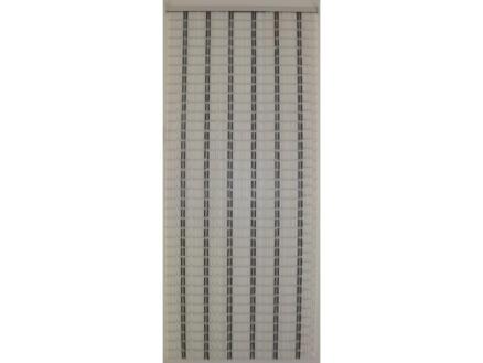 Confortex Tube deurgordijn 90x210 cm meerkleurig