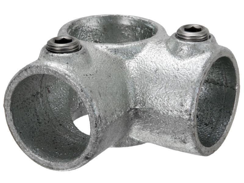 CanDo Tube échafaudage angle-droit 42mm fer