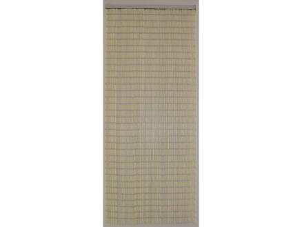 Confortex Tube rideau de porte 100x232 cm ivoire