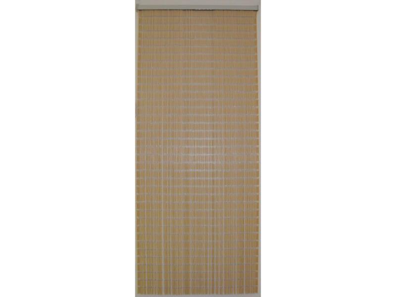 Confortex Tube rideau de porte 100x232 cm taupe