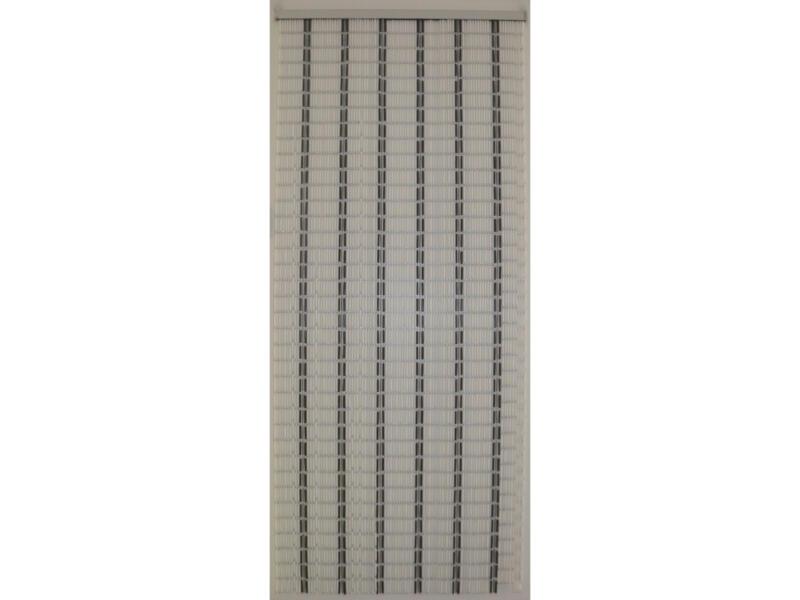 Confortex Tube rideau de porte 90x210 cm multicolore