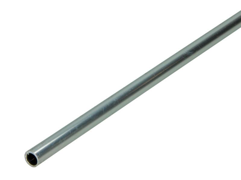 Arcansas Tube rond 1m 10mm aluminium naturel