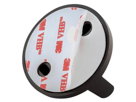 Tiger Tune distributeur de savon mural acier inox/noir