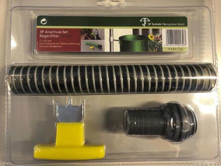 Tuyau spirale pour filtre à tube plongeant 32mm 25cm