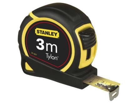 Stanley Tylon mètre ruban 3m