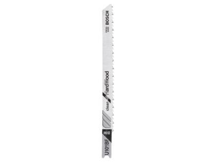Bosch U101BF decoupeerzaagblad BIM 100mm hardhout 2 stuks
