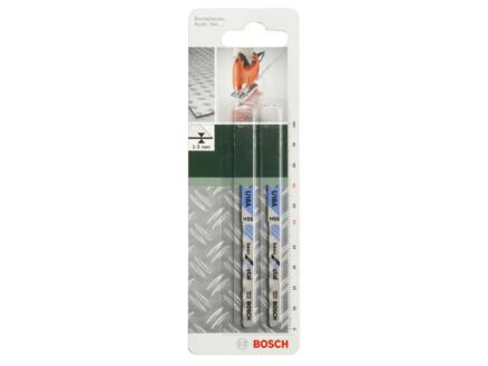 Bosch U18A decoupeerzaagblad HSS 70mm metaal 2 stuks