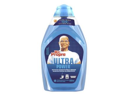 Mr Propre Ultra Power allesreiniger gel winterfris 600ml