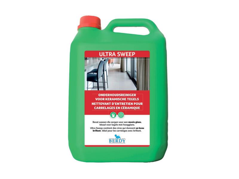 Ultra Sweep nettoyant carrelages céramiques 5l