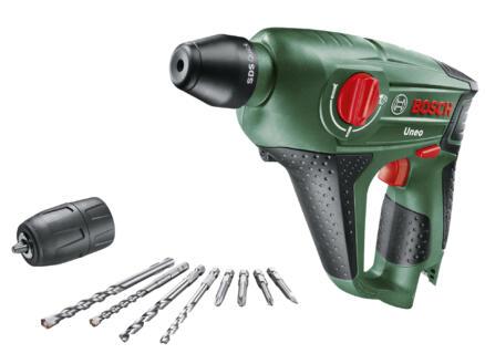 Bosch Uneo marteau-perforateur sans fil 12V Li-Ion batterie non comprise
