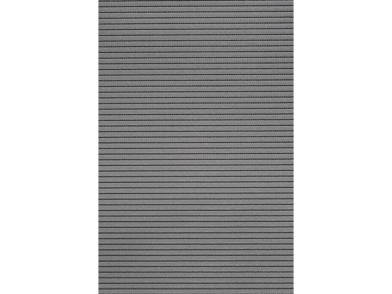 Finesse Uni badmat 200x65 cm donkergrijs