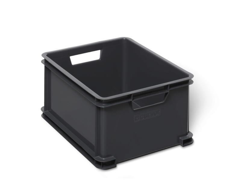 Curver Unibox Classic opbergbox 30l antraciet