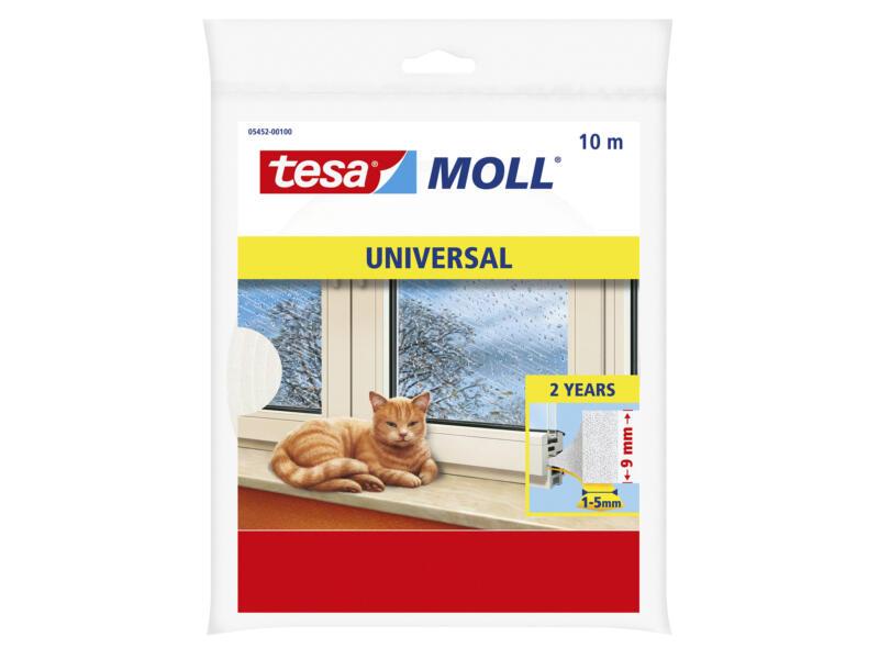 Tesa Universal bourrelet 10m 0,9cm blanc