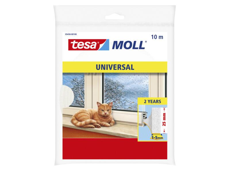 Tesa Universal bourrelet 10m 2,5cm blanc