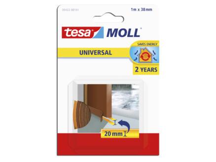 Tesa Universal isolation bas de porte 1m 3,8cm brun
