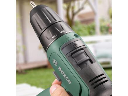 Bosch UniversalDrill 18 accu schroefboormachine 18V Li-Ion met 2 accu's + Systembox + 241 accessoires + lader