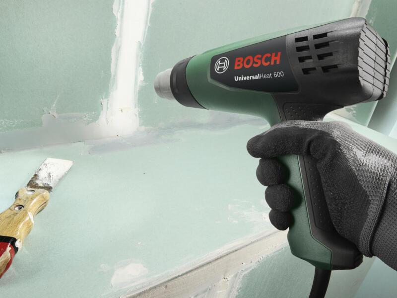Bosch UniversalHeat 600 heteluchtpistool 1800W + koffer