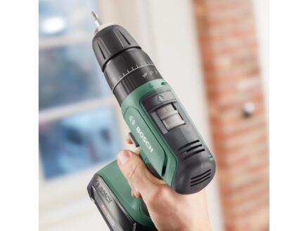 Bosch UniversalImpact 18 perceuse-visseuse à percussion sans fil 18V Li-Ion + chargeur