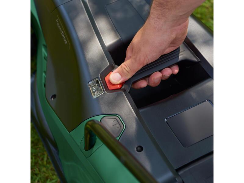 Bosch UniversalRotak 550 elektrische grasmaaier 1300W 37cm