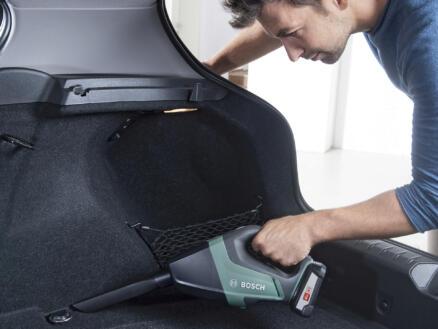 Bosch UniversalVac 18 accu alleszuiger 18V zonder accu