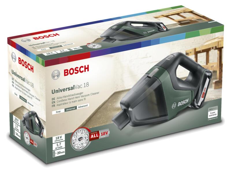 Bosch UniversalVac 18 accu alleszuiger 18V