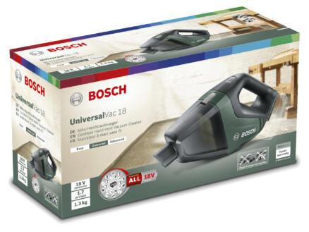 Bosch UniversalVac 18 aspirateur à main sans fil 18V batterie non comprise