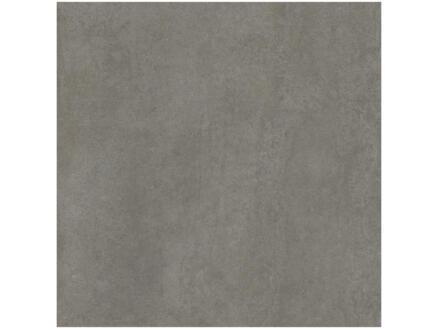 Uptown Dark carreau de sol 60x60 cm 1,44m² gris